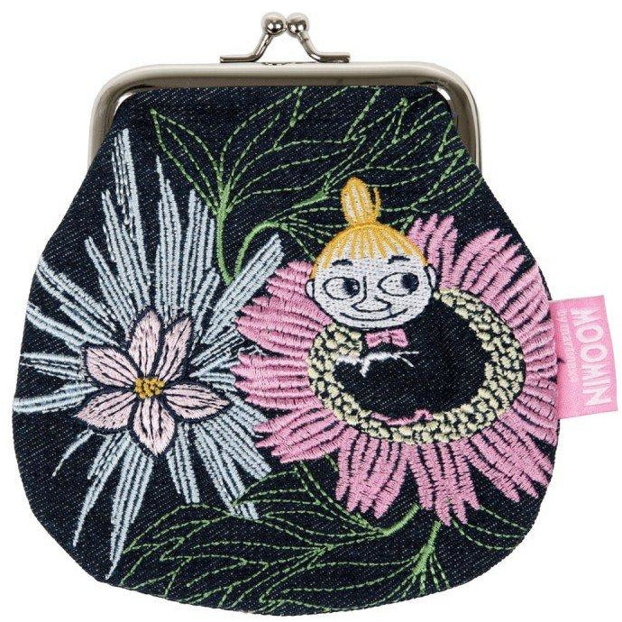 Little My Dreaming purse by Martinex - The Official Moomin Shop