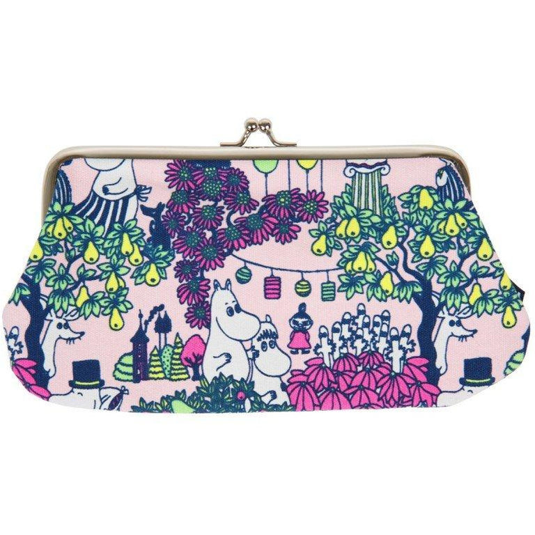 Moomin Party purse/pencil case by Martinex - The Official Moomin Shop