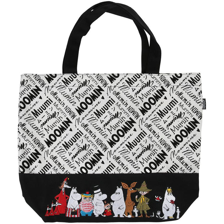 Moominvalley shopping bag by Martinex - The Official Moomin Shop