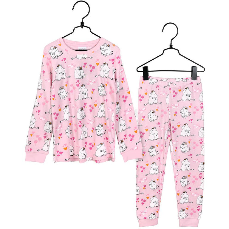 Moomin Love pyjamas for children by Martinex - The Official Moomin Shop