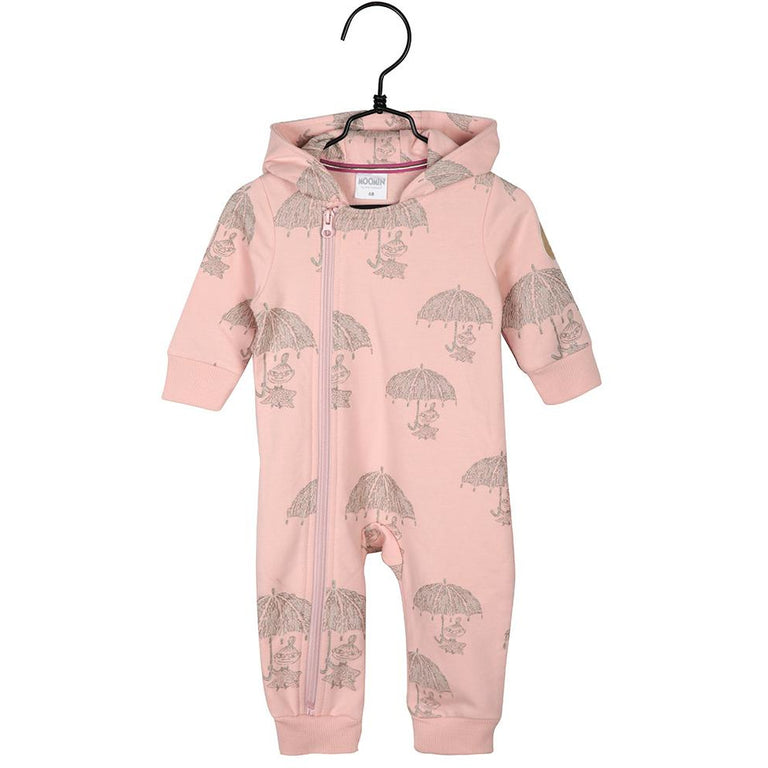 Moomin Little My and umbrella jumpsuit by Martinex - The Official Moomin Shop