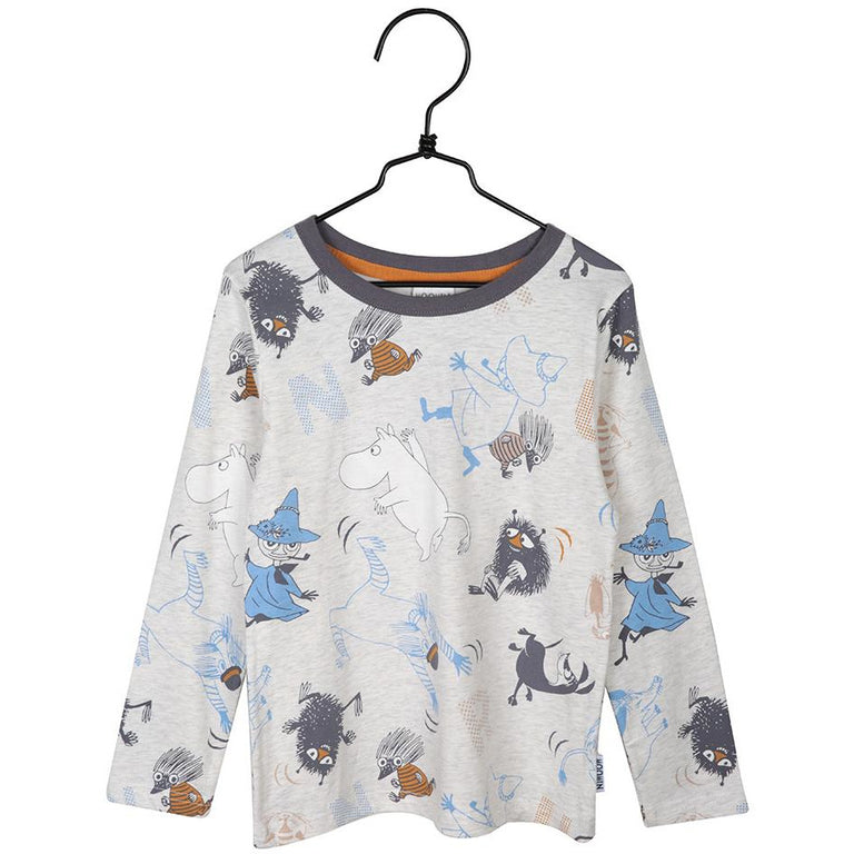 Moomin busy shirt by Martinex - The Official Moomin Shop