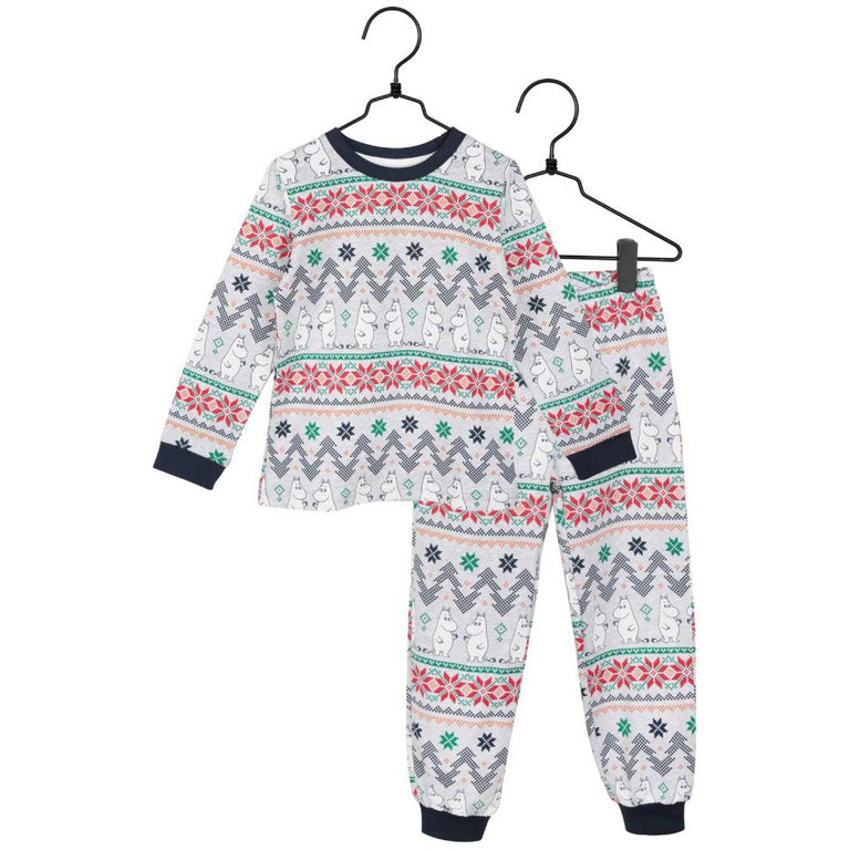 Moomin Noel two-piece Pyjama - Martinex - The Official Moomin Shop