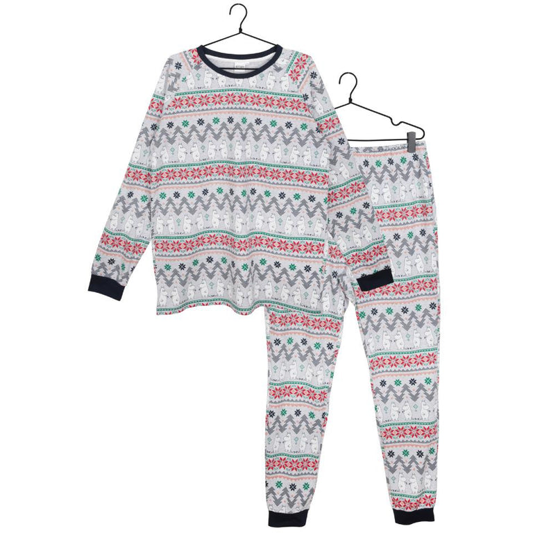 Moominpappa Noel two-piece Pyjama - Martinex - The Official Moomin Shop