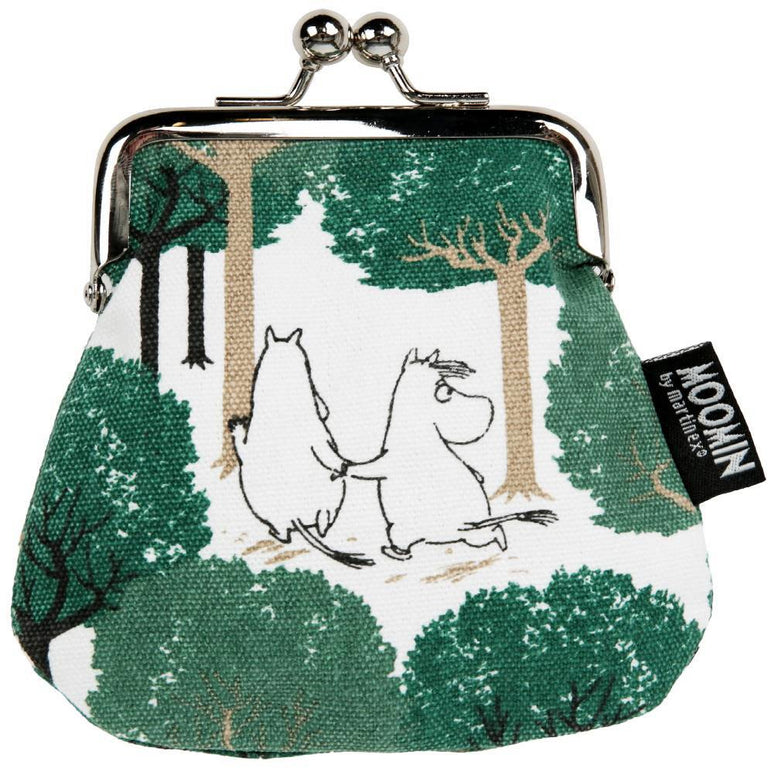 "Moomin Purse ""Grove"" - Martinex - The Official Moomin Shop"