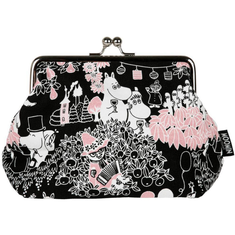 "Moomin Pouch ""Celebration"" - Martinex - The Official Moomin Shop"