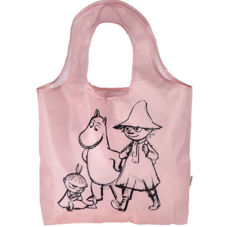 Moomin Sketch Shopping bag - Martinex - The Official Moomin Shop