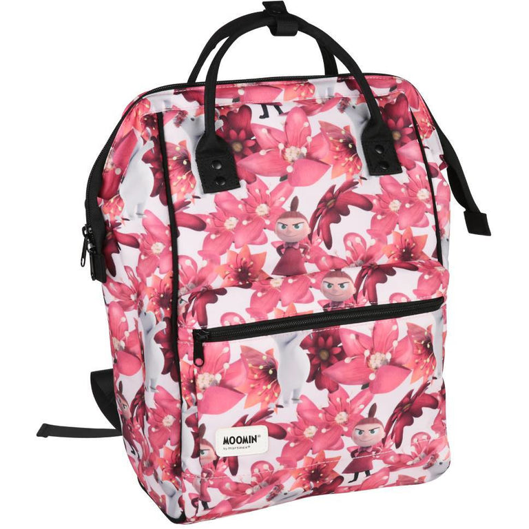 "Moomin ""Crimson Flower"" Backpack - Martinex - The Official Moomin Shop"