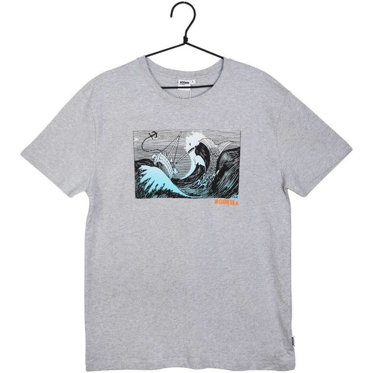 #OURSEA Moomin T-shirt gray - Martinex - The Official Moomin Shop