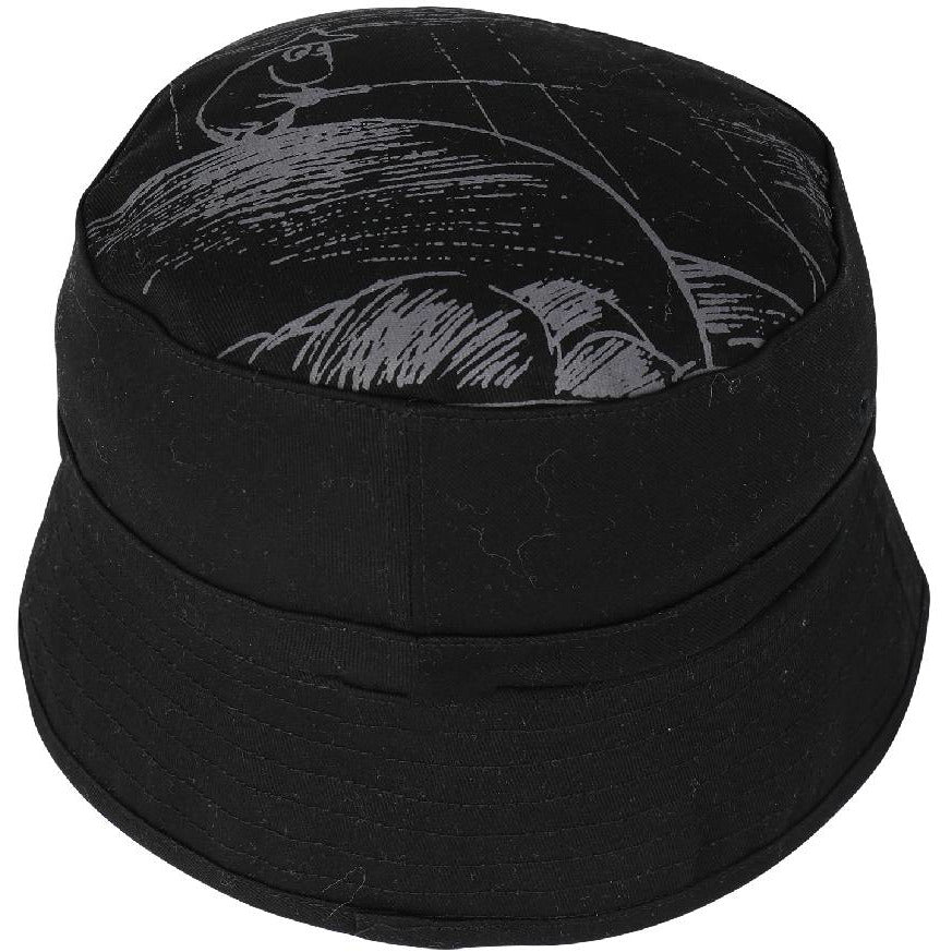 #OURSEA Moomin Hat black - Martinex - The Official Moomin Shop