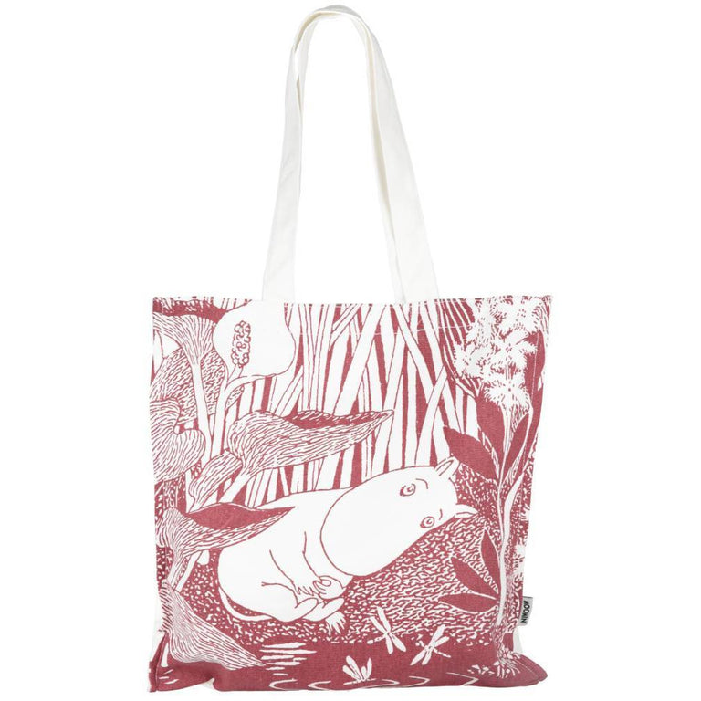 #OURSEA Moomin Eco-bag Rose - Martinex - The Official Moomin Shop
