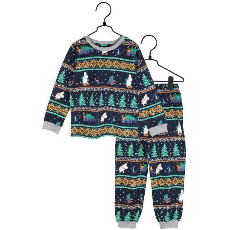 "Moomin ""Spruce"" Pyjama for children - Martinex - The Official Moomin Shop"