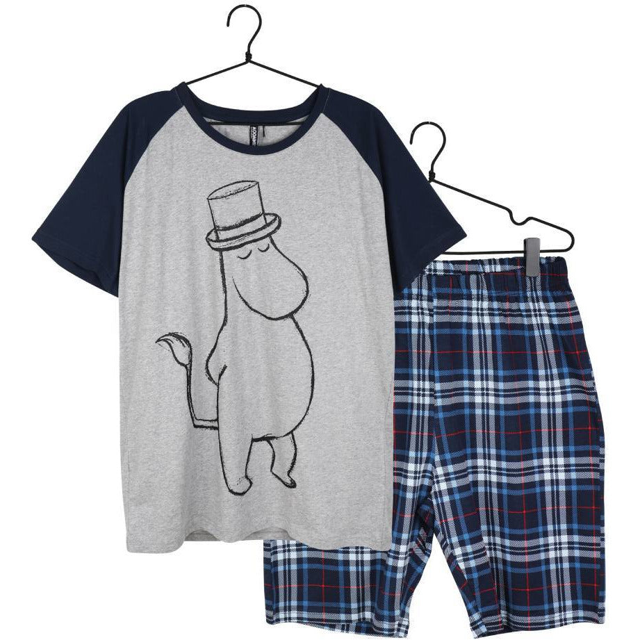"Moominpappa ""Sketch"" Adults Pyjama - Martinex - The Official Moomin Shop"