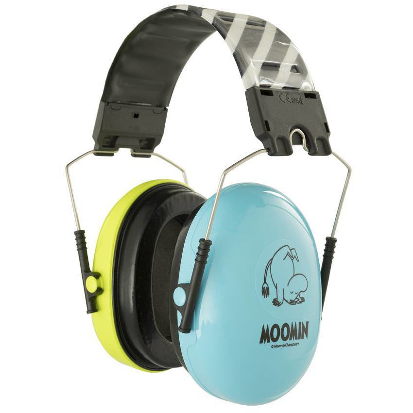 Moomintroll Hearing Protectors green - Silenta - The Official Moomin Shop
