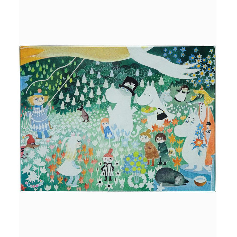 Moominvalley - Cutting board by Anglo Nordic - The Official Moomin Shop