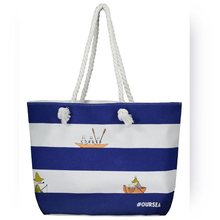 #OURSEA Moomin Tote Bag - Anglo Nordic - The Official Moomin Shop