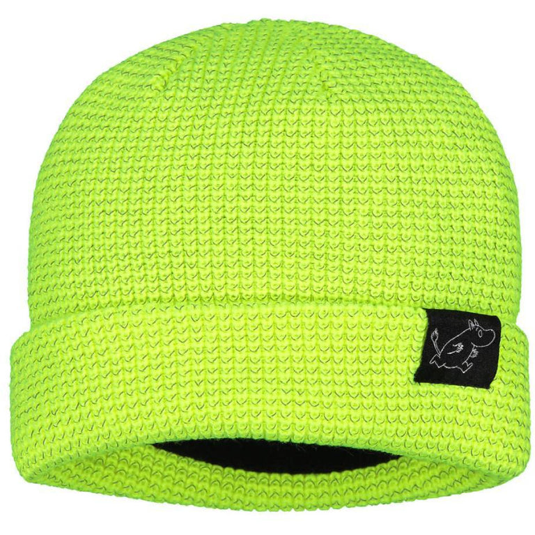 Moomintroll Beanie lime - Anglo Nordic - The Official Moomin Shop