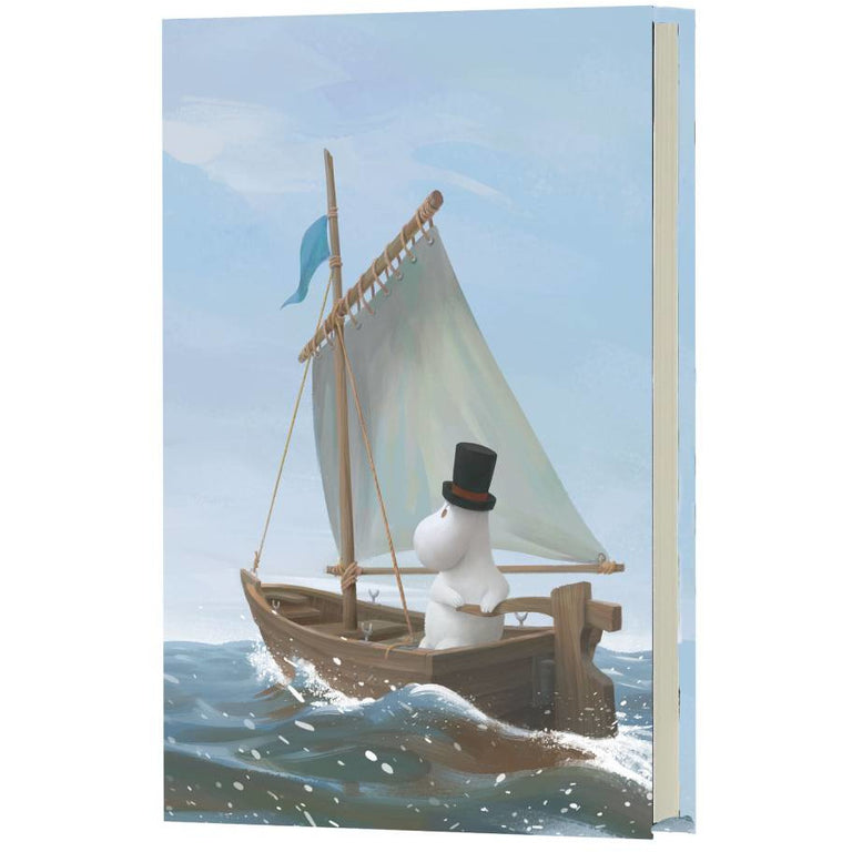 "Moominvalley ""Boat"" Notebook - Anglo Nordic - The Official Moomin Shop"