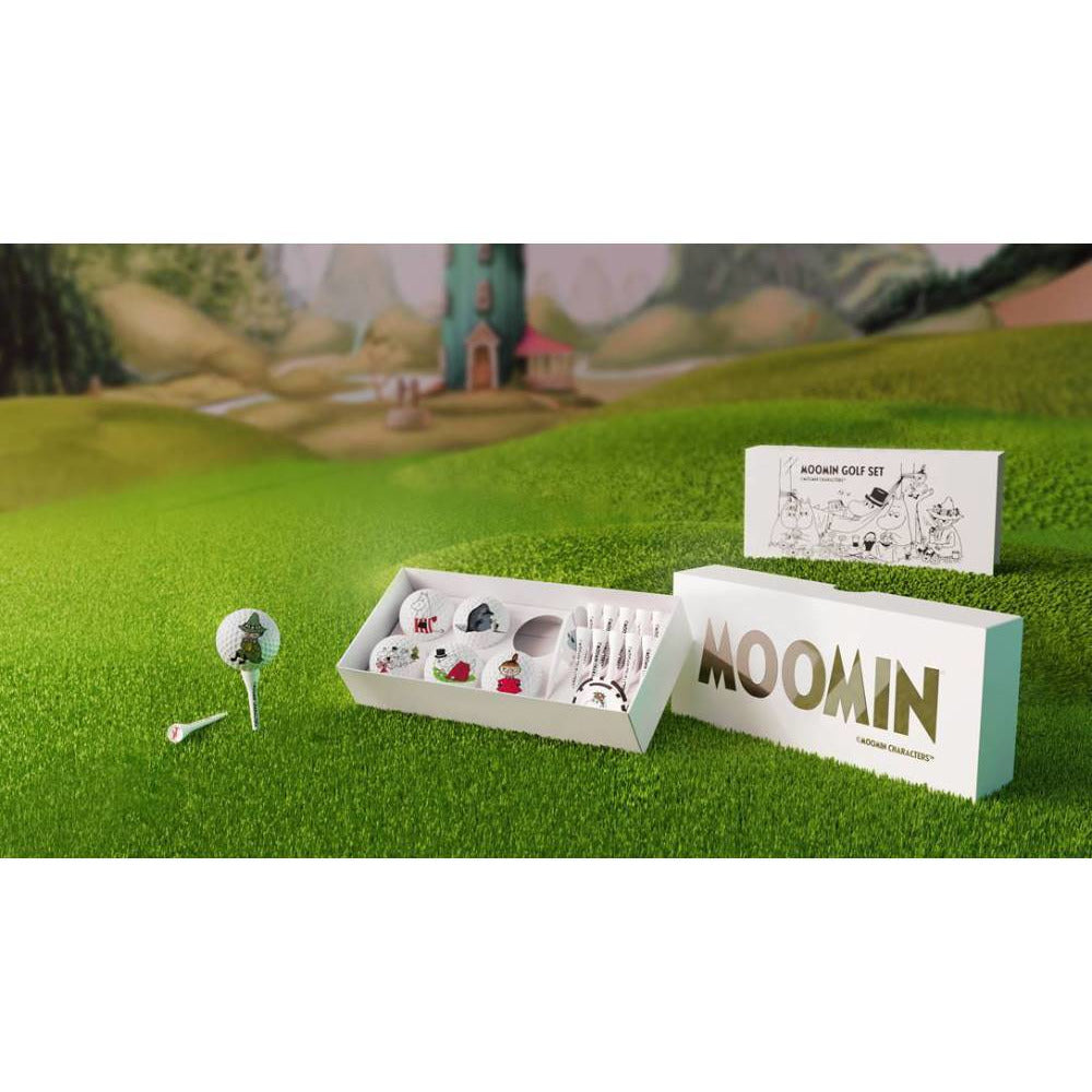 Moomin Golf Set - Golfcoat - The Official Moomin Shop