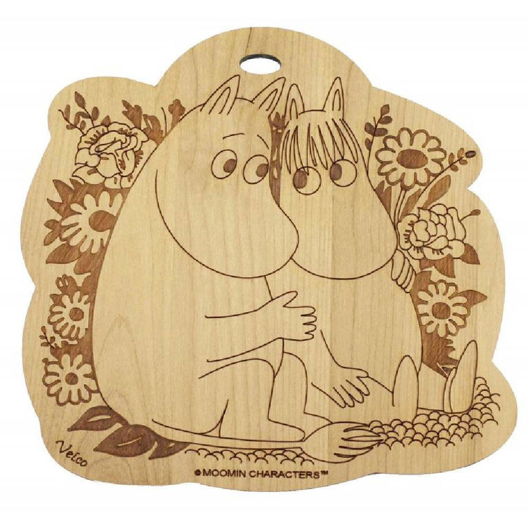 Moomintroll and Snorkmaiden Trivet  - Veico - The Official Moomin Shop