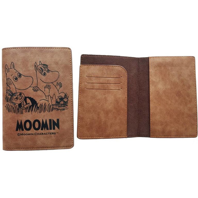 Moomintroll Passport Cover - TMF Trade - The Official Moomin Shop