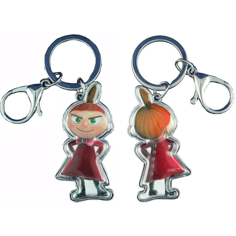 Moomin Little My Keyring - TMF Trade - The Official Moomin Shop