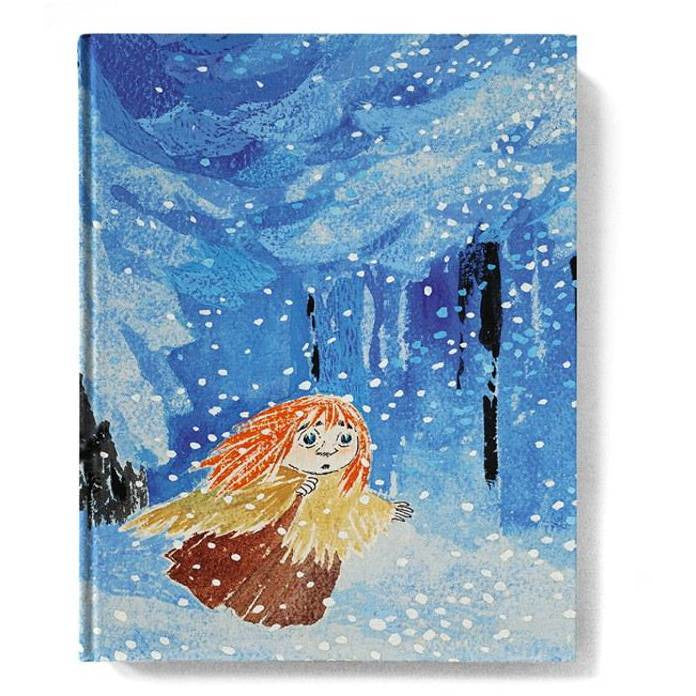 Hard cover Notebook Miffle - Putinki - The Official Moomin Shop