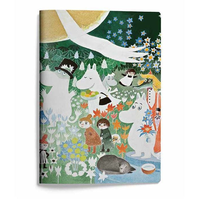 "Moomin Notebook ""The Dangerous Journey"" - Putinki - The Official Moomin Shop"