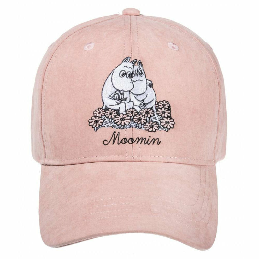 "Moomin ""Love"" Cap pink - Nordicbuddies - The Official Moomin Shop"