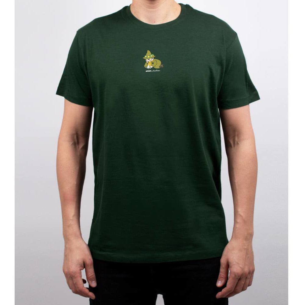 Snufkin's thoughts T-shirt - Nordicbuddies - The Official Moomin Shop