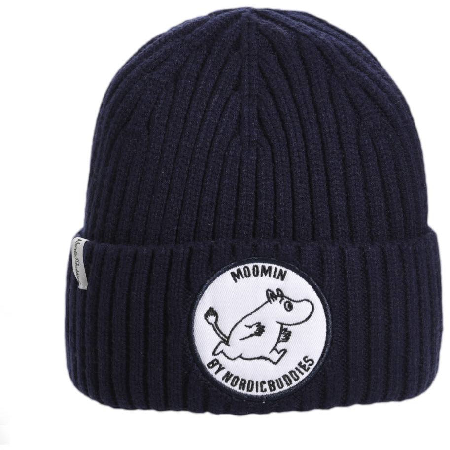 Moomintroll Kids Beanie blue - Nordicbuddies - The Official Moomin Shop
