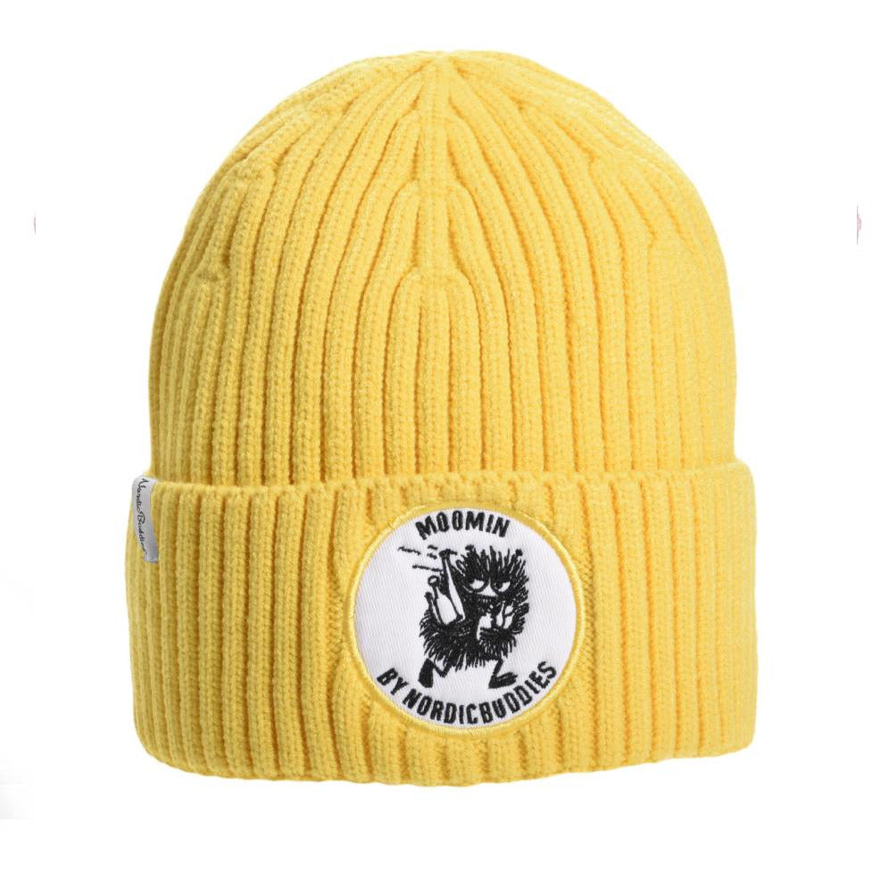 Stinky Beanie yellow - Nordicbuddies - The Official Moomin Shop