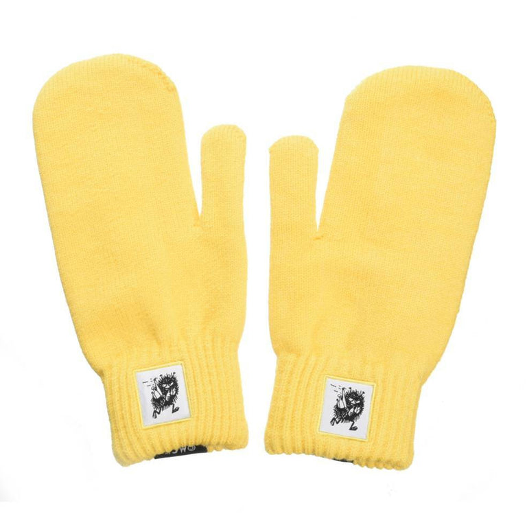 Stinky Mittens yellow - Robin Ruth - The Official Moomin Shop