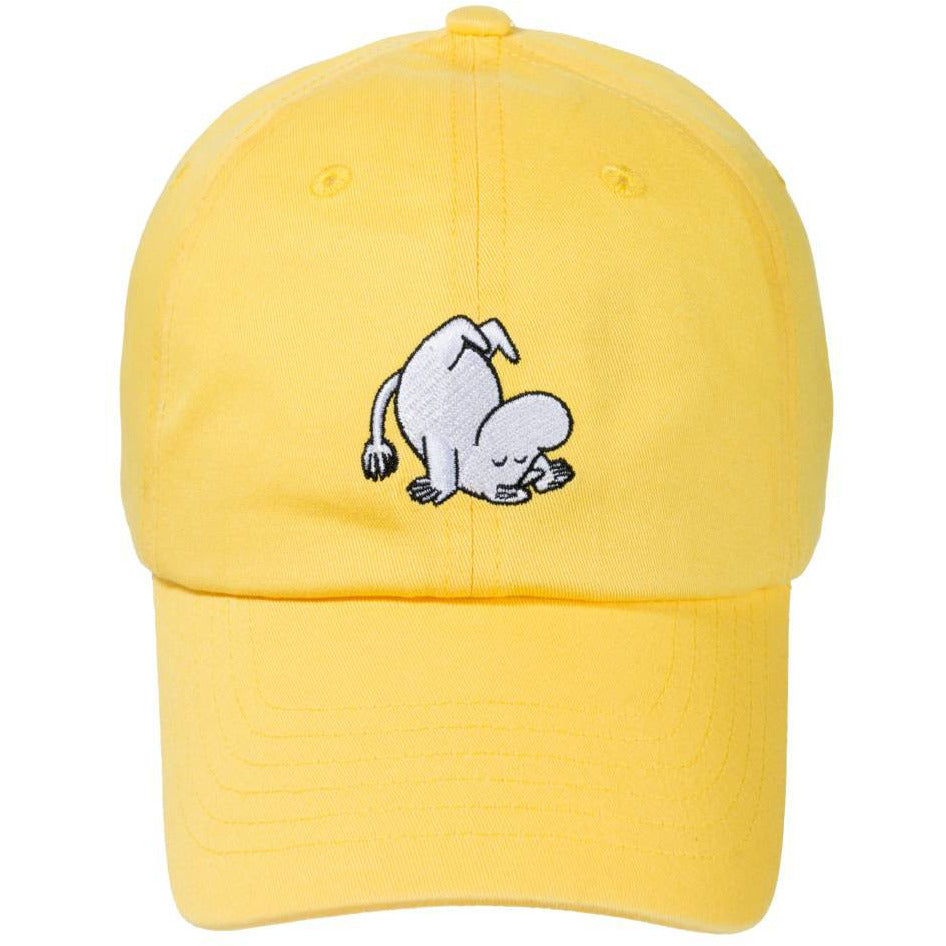 Moomintroll Cap yellow - Nordicbuddies - The Official Moomin Shop