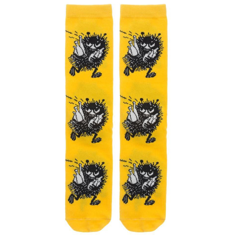 Stinky Socks yellow - Robin Ruth - The Official Moomin Shop