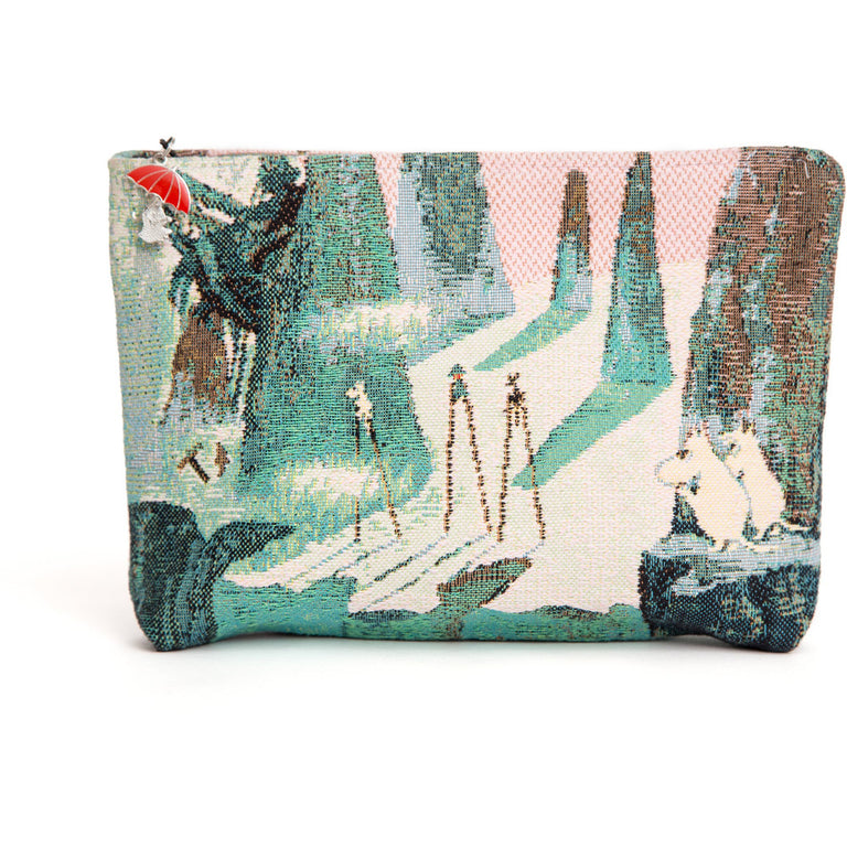 Moomin Comet gobelin purse by Aurora Decorari - The Official Moomin Shop