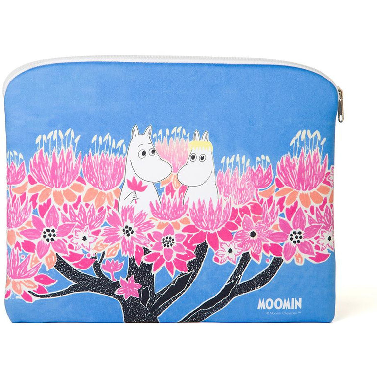 Moomins in Tree accessory / tablet pouch - Aurora Decorari - The Official Moomin Shop