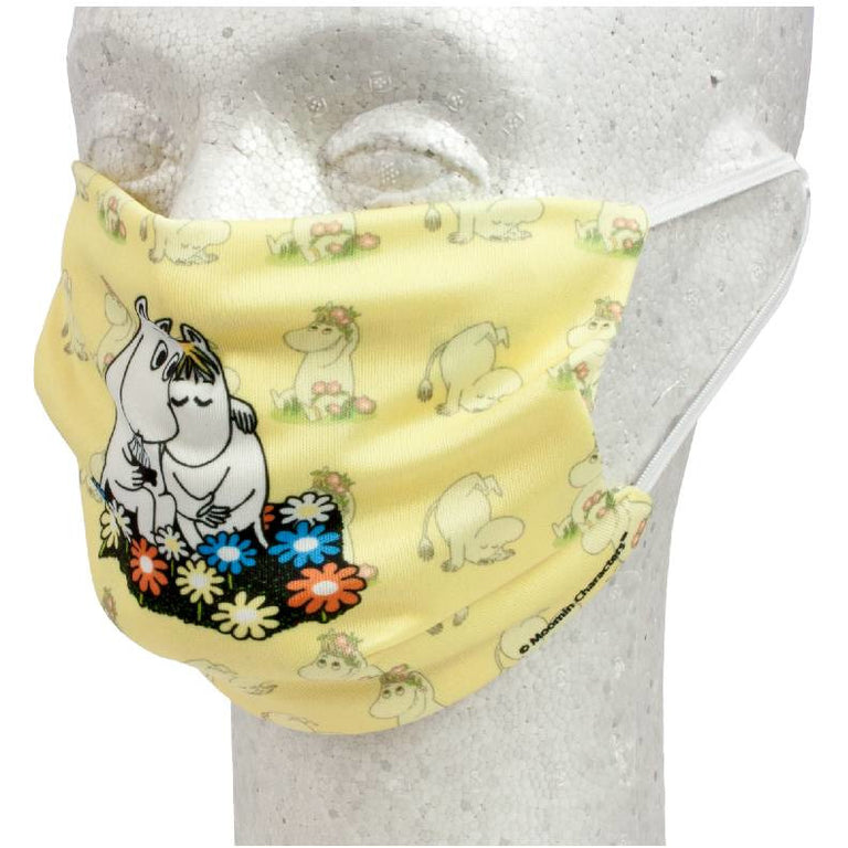 Moomintroll & Snorkmaiden Face Mask - Futushop - The Official Moomin Shop