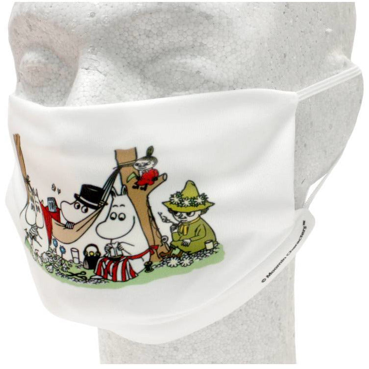 "Moomin ""Family"" Face Mask - Futushop - The Official Moomin Shop"