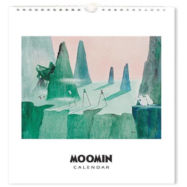 Moomin Yearless Wall Calendar - Putinki - The Official Moomin Shop