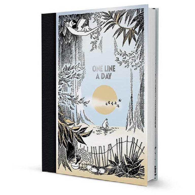 Moomin One-Line-a Day Diary - Putinki - The Official Moomin Shop