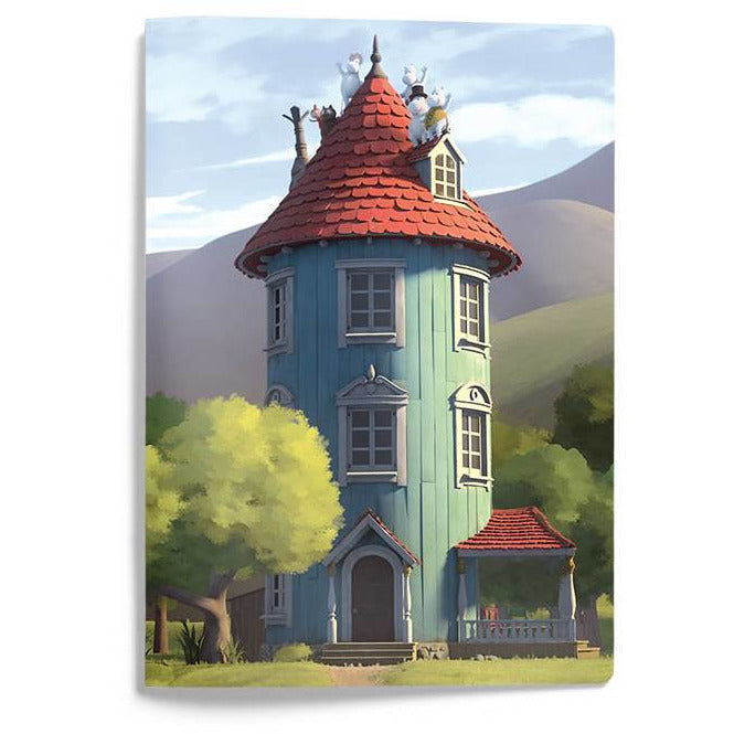 Moominhouse Notebook - Putinki - The Official Moomin Shop