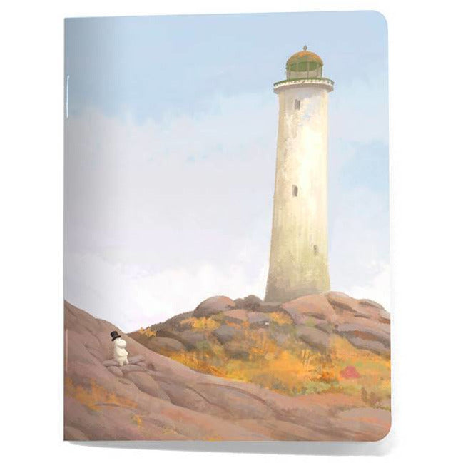 #OURSEA Moomin Little Notebook Lighthouse - Putinki - The Official Moomin Shop