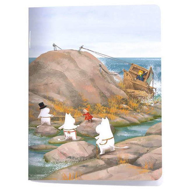 #OURSEA Moomin Little Notebook Heros - Putinki - The Official Moomin Shop