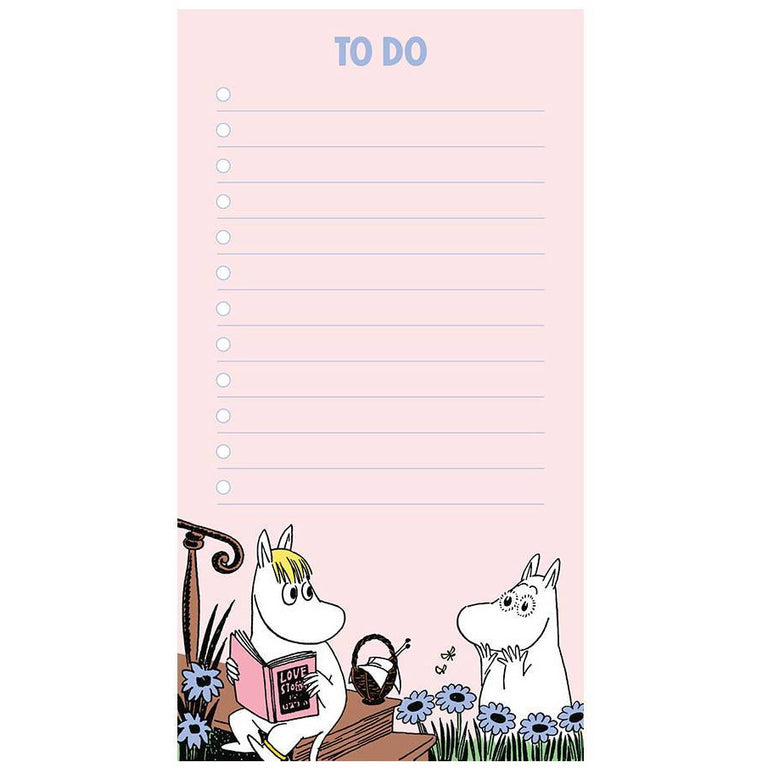 "Moomin ""Comics"" To Do List - Putinki - The Official Moomin Shop"