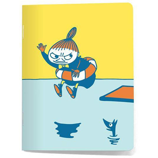 #OURSEA Little My Little Notebook - Putinki - The Official Moomin Shop