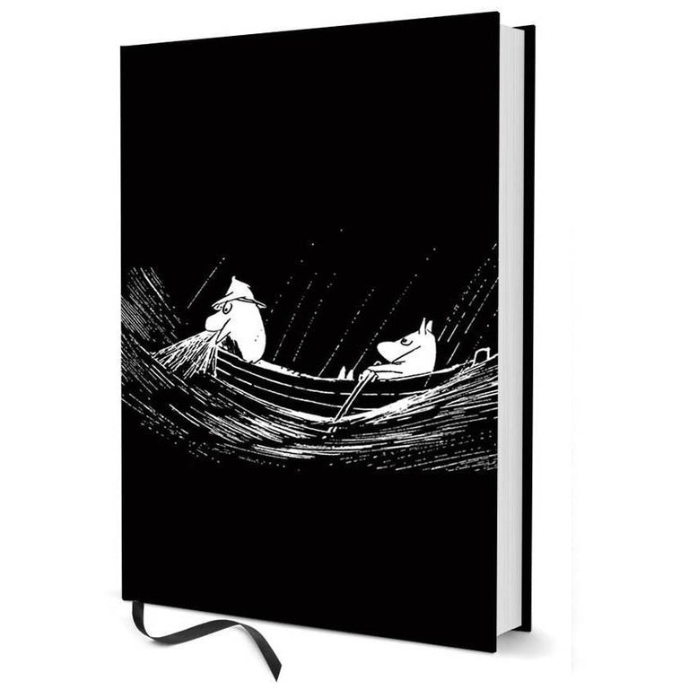 "Moomin hard cover Notebook ""Rowers"" - Putinki - The Official Moomin Shop"