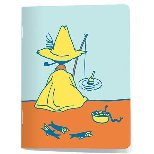 #OURSEA Notebook 3-Set - Putinki - The Official Moomin Shop
