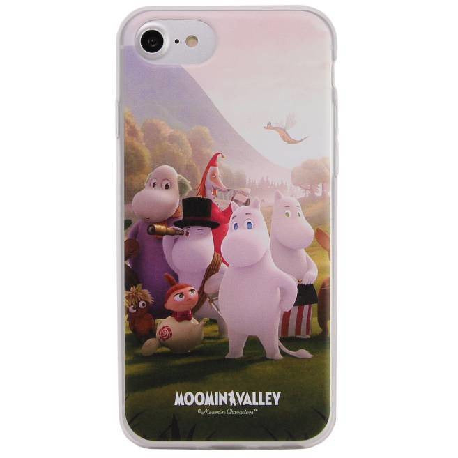 "Moomin ""Family"" Phone Soft Case - Docover - The Official Moomin Shop"