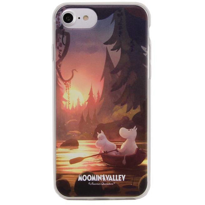 Moomin Soft Case Sunset - Docover - The Official Moomin Shop